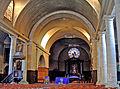 Sedan - Eglise Saint-Charles-Borromée - Vaisseau central - Nef, transept et abside.JPG