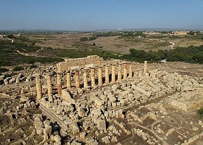 Tempel C, Selinunte, Sicily