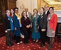 Senator Stabenow meets with representatives of the American Alliance of Museums (32361074323).jpg