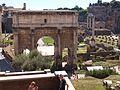 Septimius Severus Arch 賽維魯凱旋門 - panoramio.jpg