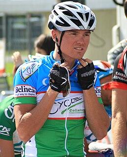 Sergey Lagutin Uzbek and Russian racing cyclist