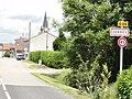 Serres (M-et-M) city limit sign.jpg