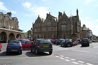 Settle, North Yorkshire - Image: Settle