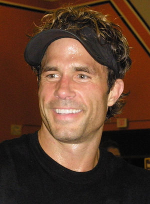Shawn Christian - Christian in May 2009