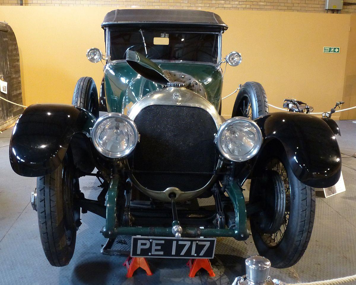 Sheffield simplex for Crocker motors used cars
