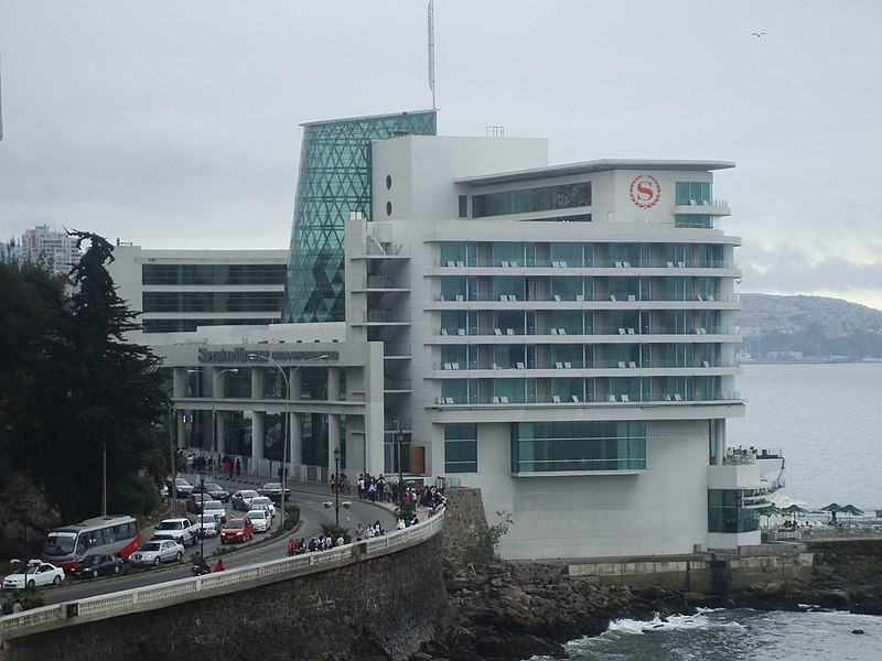Hotel Sheraton Miramar Resort
