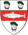 Coat of arms of Aalestrup Municipality