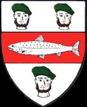 Aalestrup Municipality - Image: Shield of Aalestrup Municipality