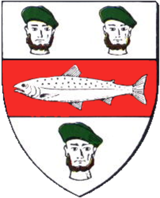 Aalestrup - Image: Shield of Aalestrup Municipality