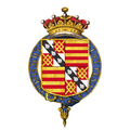 Shield of arms of John Spencer, 5th Earl Spencer, KG, PC.png