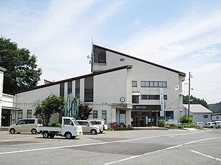 Town in Chūbu, Japan