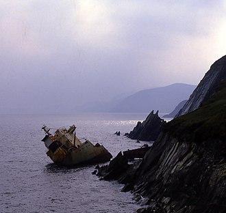 MV Ranga - Image: Shipwreck Ranga 1