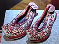 Shoes (unidentified) - Yunnan Provincial Museum - DSC02170.JPG