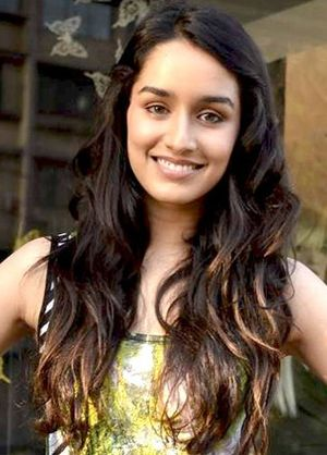 Shraddha Kapoor - Kapoor at a promotional event for Luv Ka The End in 2011