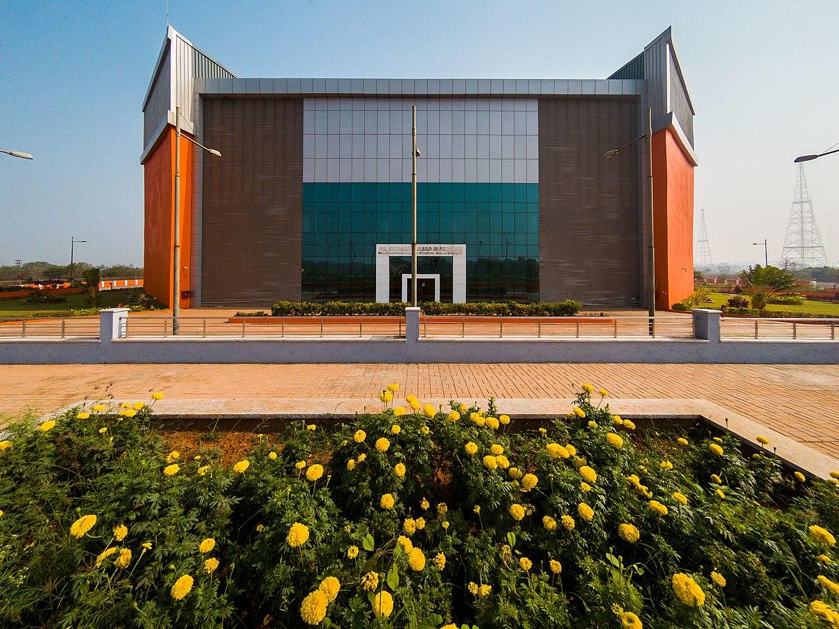 Dr Shyama Prasad Mukherjee Indoor Stadium Wikipedia