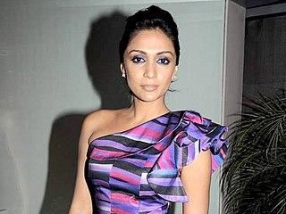 Shweta Salve Indian television actress and model