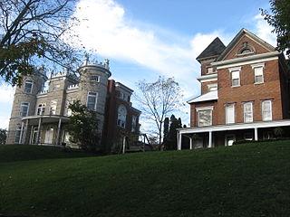 Sidney Walnut Avenue Historic District