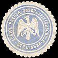 Siegelmarke Königlich Preussische Unteroffizierschule - Ettlingen W0235592.jpg
