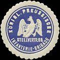 Siegelmarke K.Pr. Stellvertr. 69 Infanterie-Brigade W0370676.jpg