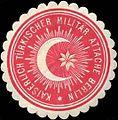 Siegelmarke Kaiserlich Türkischer Militär Attache Berlin W0310181.jpg
