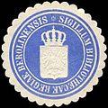 Siegelmarke Sigillum Bibliothecae Regiae Berolinensis W0210864.jpg