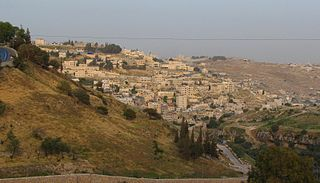 Silwan Palestinian neighborhood in East Jerusalem