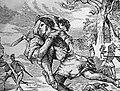 Simon Kenton rescuing Daniel Boone.jpg