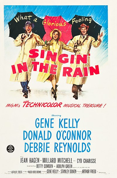 Picture of a movie: Singin' In The Rain