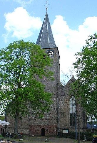 Diever - Sint-Pancratiuskerk van Diever
