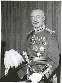 Sir Bernard Fergusson - Governor General, 1963 (21764934845).jpg
