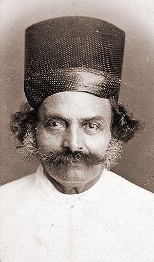 Cowasji Jehangir Readymoney - Sir Cowasji Jehangir Readymoney, CSI (1812-1878).