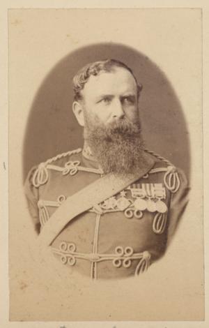 Peter Lumsden - Lumsden circa 1879