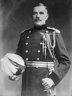 Sir William Robertson, 1st Baronet British Army officer