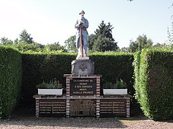 Sissy (Aisne) monument aux morts.JPG
