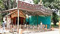 Sleeping Maruti Temple near Chandrapur.jpg