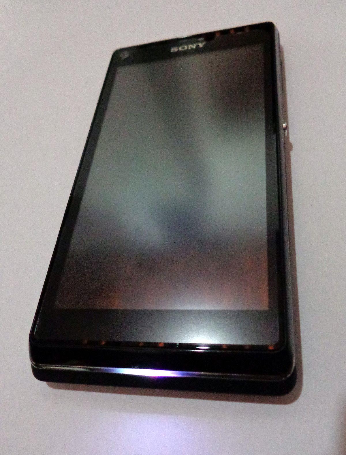 sony smartphone xperia l1