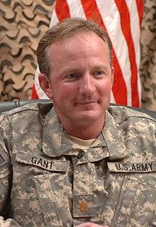 Jim Gant American military officer