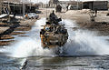 Soldiers from 3 Parachute Regiment at Speed in Jackal Vehicle in Afghanistan MOD 45152236.jpg