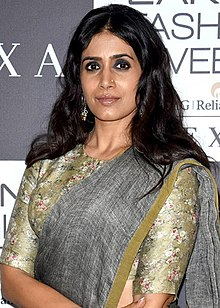 Sonali Kulkarni on Day 2 of Lakme Fashion Week 2017.jpg