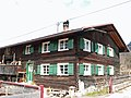 Sonthofen - Berghofen - Burgweg - Blockhaus v SO.JPG