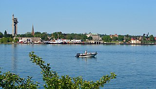 Sault Ste. Marie, Michigan City in Michigan, United States