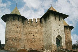 Moldavia - Soroca Fort in Soroca