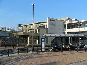 Tsurugamine Station - Tsurugamine Station