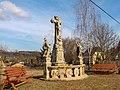 Sousoší Kalvárie v Horní Libině na okraji u cesty (Q72739683) 01.jpg