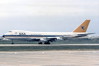 South African Airways Flight 295 flight that crashed in the Indian Ocean in 1987