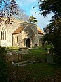 South Door of the Parish Church, Ashcott - geograph.org.uk - 96742.jpg