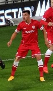 Macauley Southam-Hales Welsh footballer
