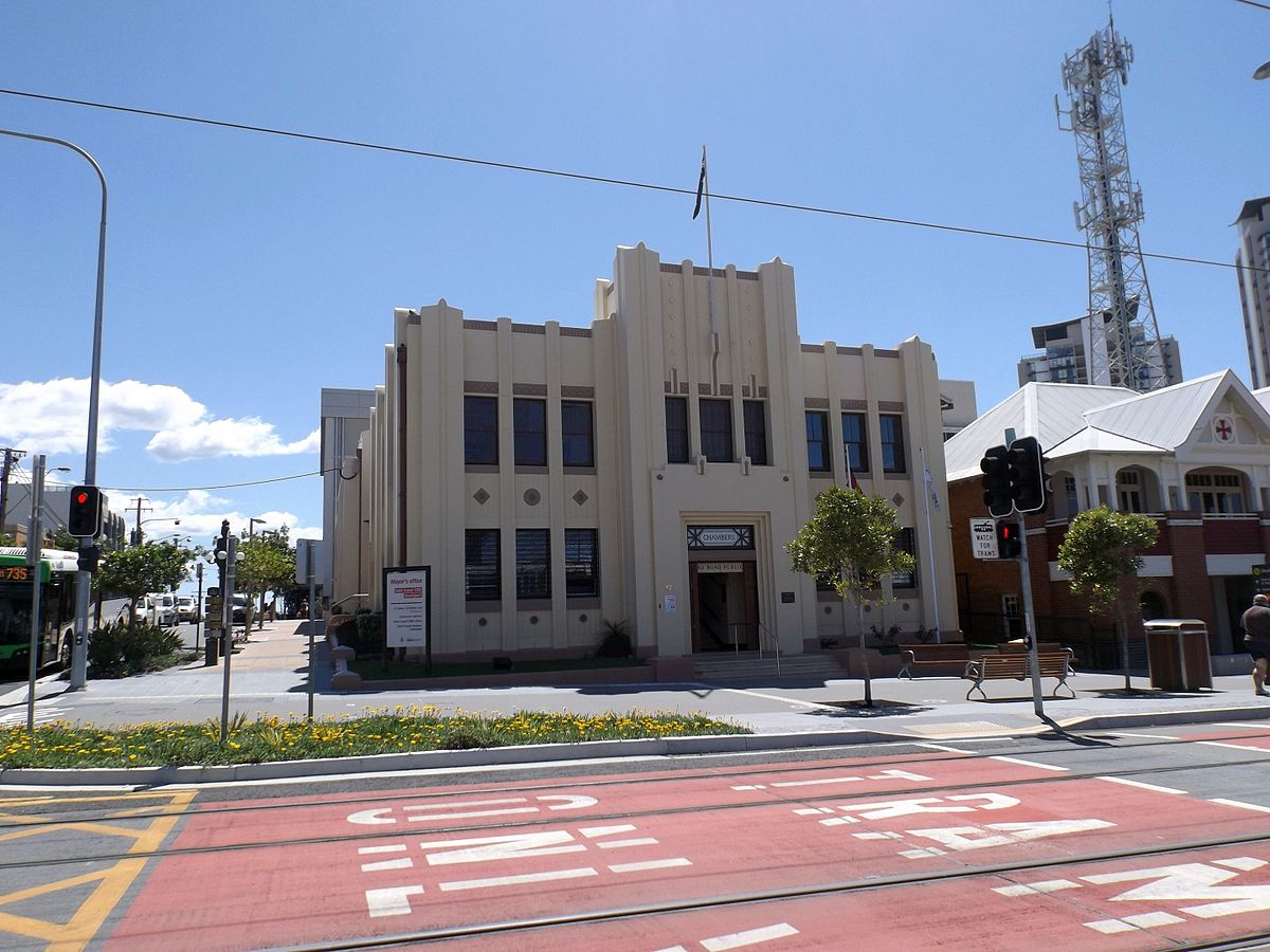 Southport Town Hall Queensland Wikipedia