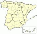 Spain provinces, blank.png