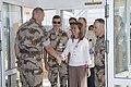 """Spanish MOD """"Carme Chacón"""" visits ISAF.jpg"""
